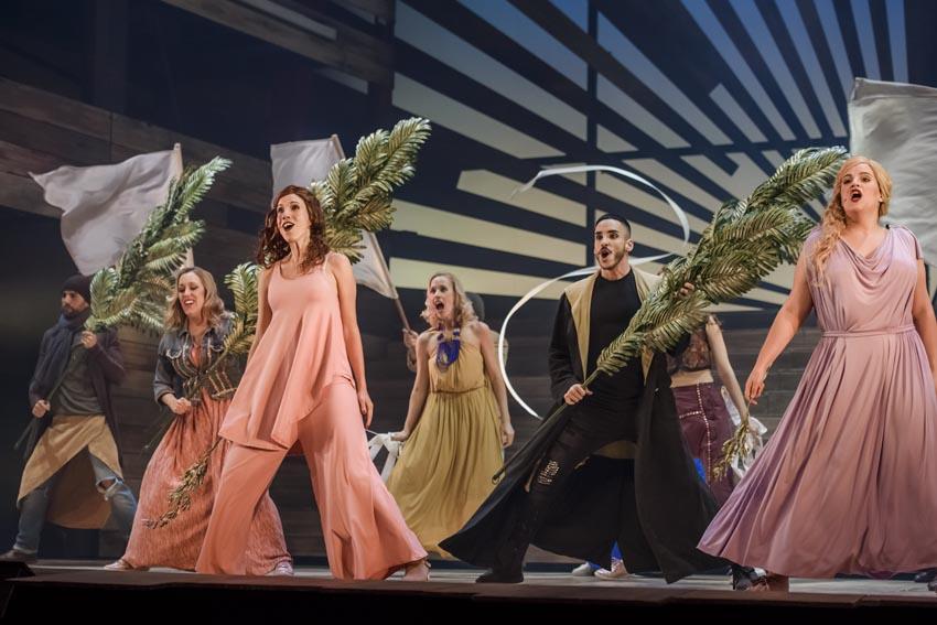 33, El Musical, la historia del mayor 'influencer', un espectáculo solidario