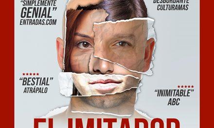 """70 voces al precio de una: """"El Imitador"""", hasta el 30 de diciembre en el Teatro Marquina"""