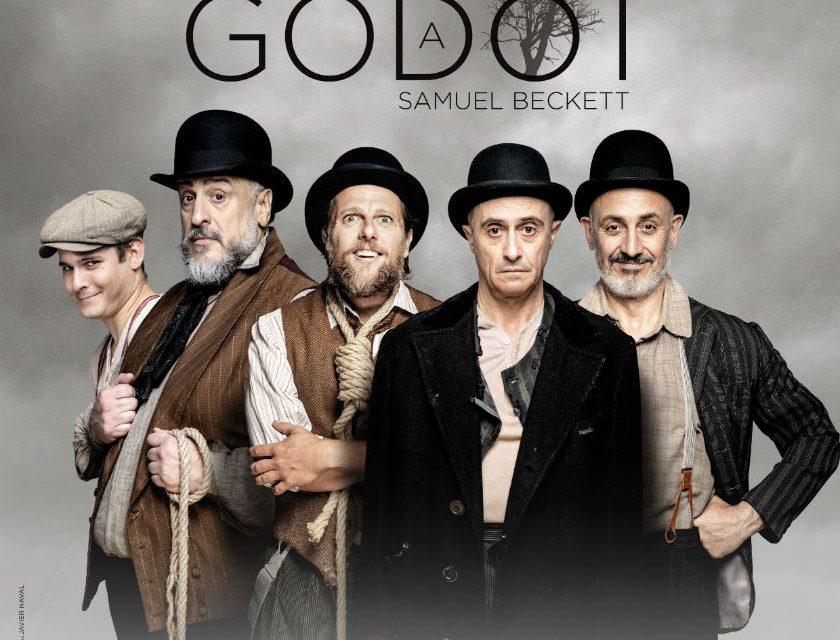 Del 21 de noviembre al 5 de enero, el Teatro Bellas Artes espera a Godot