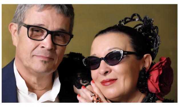Martirio y Chano Domínguez, una 'bola de nieve' cálida en el Teatro de la Zarzuela