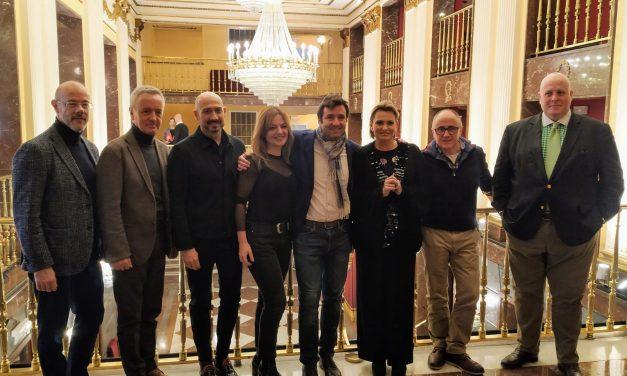 Mirentxu inunda de lirismo el Teatro de la Zarzuela con Ainhoa Arteta