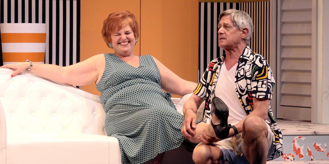Sé infiel… con Josema Yuste y Teté Delgado en el Teatro Amaya