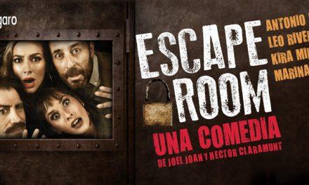 """Escape Room: no querrás escapar de la """"habitación de la risa"""""""