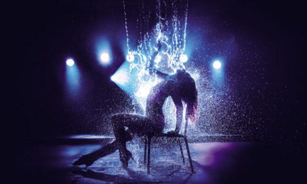 """A partir del 23 de enero, Alex Owens hace su """"baile de agua"""" en el Teatro Nuevo Apolo"""