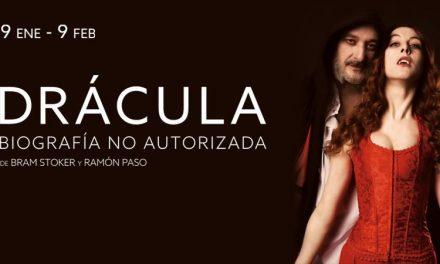"""""""Drácula. Biografía no autorizada"""": los secretos ocultos del conde en el CC de la Villa del 9 de enero al 9 de febrero"""