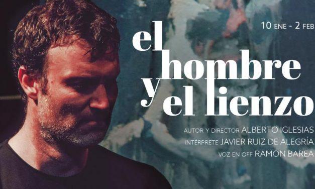 """Del 10 de enero al 2 de febrero, """"El hombre y el lienzo"""", arte y creatividad en el CC de la Villa"""