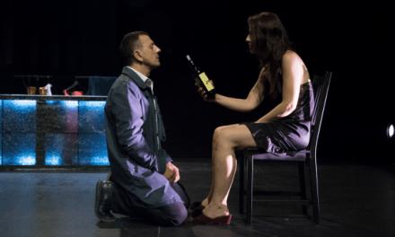 Días de vino y rosas, dirigida por José Luis Sáiz y versionada al castellano por David Serrano, llega a los Teatros del Canal