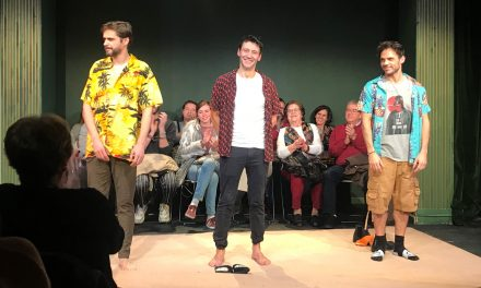 """""""Cádiz"""", patria de la masculinidad y la risa, banda sonora de la amistad"""