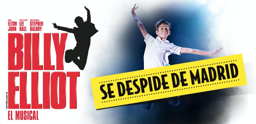 Billy Elliot: cuando encuentres la felicidad, no renuncies a ella