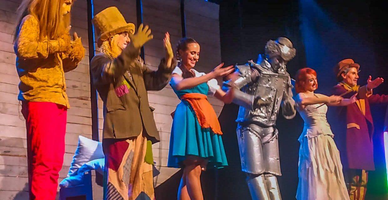 """""""El mago de Oz: El Musical"""": voces asombrosas y magnífica caracterización en un espectáculo para todos los públicos"""