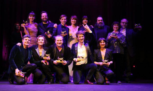 Los 29 Premios de la Unión de Actores y Actrices rebosan talento y compañerismo