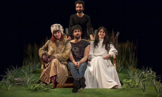 Lorca se sube de nuevo a las tablas de El Pavón Teatro Kamikaze con el reestreno en Madrid de 'Doña Rosita anotada'
