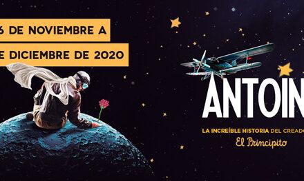 """""""ANTOINE"""", una vida extraordinaria llevada al teatro"""