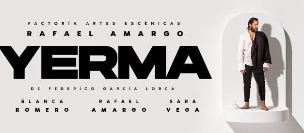 Rafael Amargo presenta en el Teatro La Latina una versión flamenca y urbana de 'Yerma'