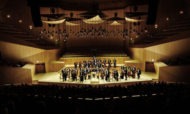 El Gran Teatro Bankia Príncipe Pío celebra por primera vez el Concierto de Año nuevo
