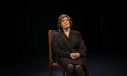 Lola Herrera regresa al Teatro Bellas Artes con 'Cinco horas con Mario'