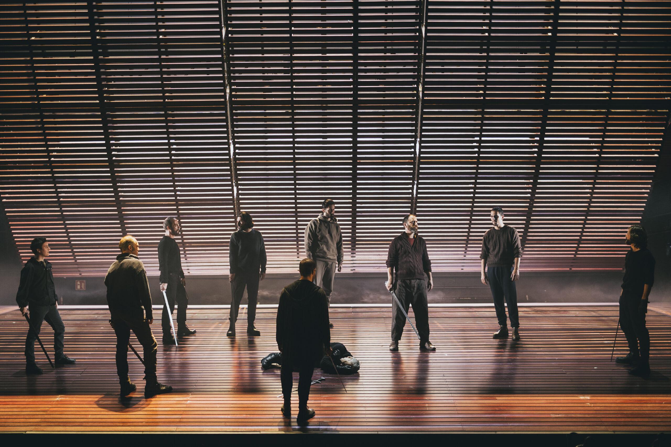 El Centro Dramático Nacional estrena 'Macbeth'   Ocio y más Madrid
