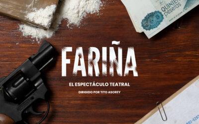 'Fariña' llega al Teatro Cofidis Alcázar de Madrid para representarse desde el 17 de diciembre hasta el 25 de julio