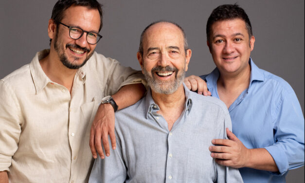 David Serrano dirige a Miguel Rellán y Secun de la Rosa en la adaptación de 'Los asquerosos'